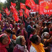 L'Inde connait une semaine de grèves et de protestations