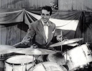 107 años del natalicio del baterista Gene Krupa