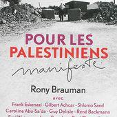 """Rony Brauman : """" le BDS, une arme pacifique et efficace pour amener les Israéliens à prendre leurs responsabilités """""""