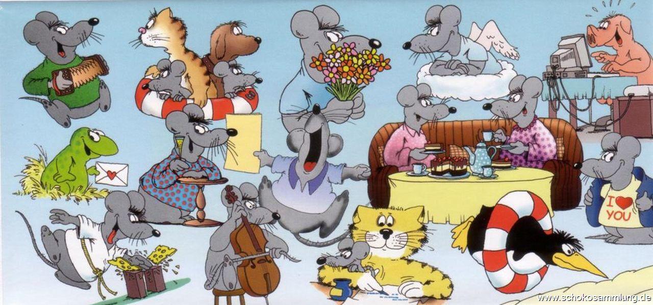 Les souris d'Uli STEIN