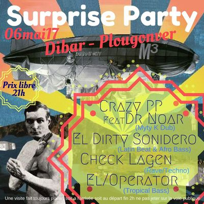 === 06-05-2017  Surprise Party#3  ///  A Digital Folkore Conspiracy (22) ===