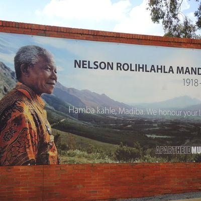 Johannesburg sous le signe de l'Apartheid