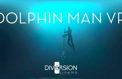 Dolphin man VR