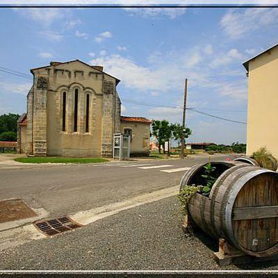 Eglise fortifiée de GUIMPS