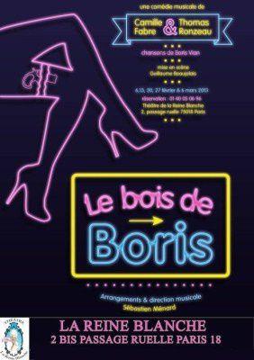 Promenons-nous dans... Le Bois de Boris
