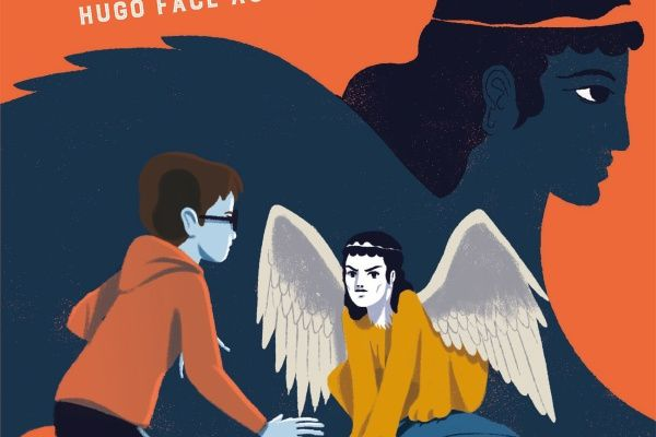 Panique dans la mythologie, tome 5 : Hugo face au Sphinx