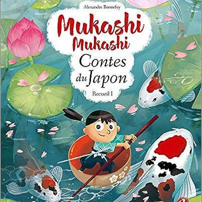 Mukashi Mukashi Contes du Japon 1