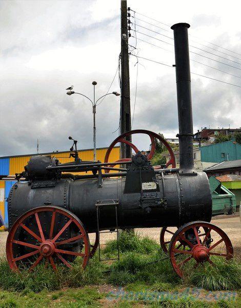 Chiloé, (Chili en camping-car)