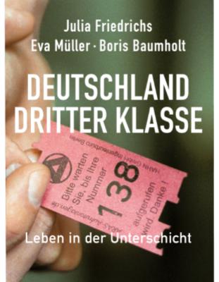Explosion alarmante de la pauvreté en Allemagne: 1 allemand sur 7 est pauvre, 1 allemand de l'Est sur 5