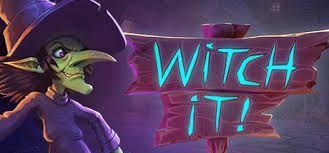 #GAMING - Witch It sort aujourd'hui sur Steam ! #Halloween