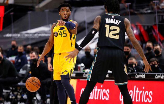 Utah enchaîne face à Memphis, les Clippers font chuter Philadelphie