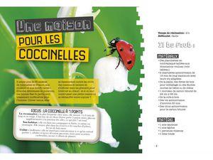 Mes premiers hôtels à insectes