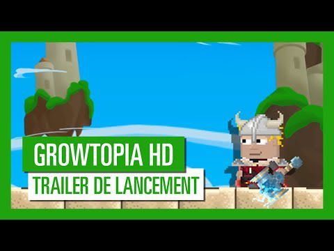[ACTUALITE] GROWTOPIA - DÉSORMAIS DISPONIBLE SUR CONSOLES