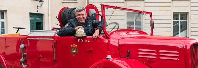 """Le camion de pompiers Laffly au sommaire de """"Vintage Mecanic"""" ce soir sur RMC Découverte"""