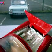 SIATA FIAT 1500 TS COUPE 2+2 1961 SUPER LUXE MINIALUXE 1/43. - car-collector.net