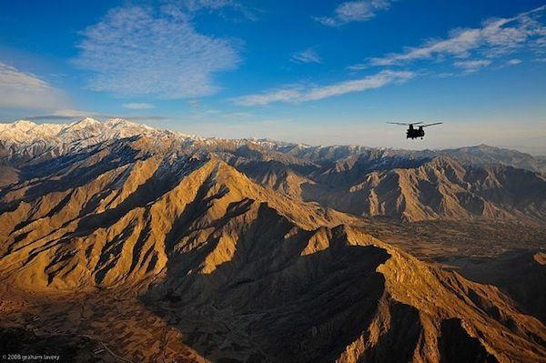 Et maintenant l'Afghanistan !