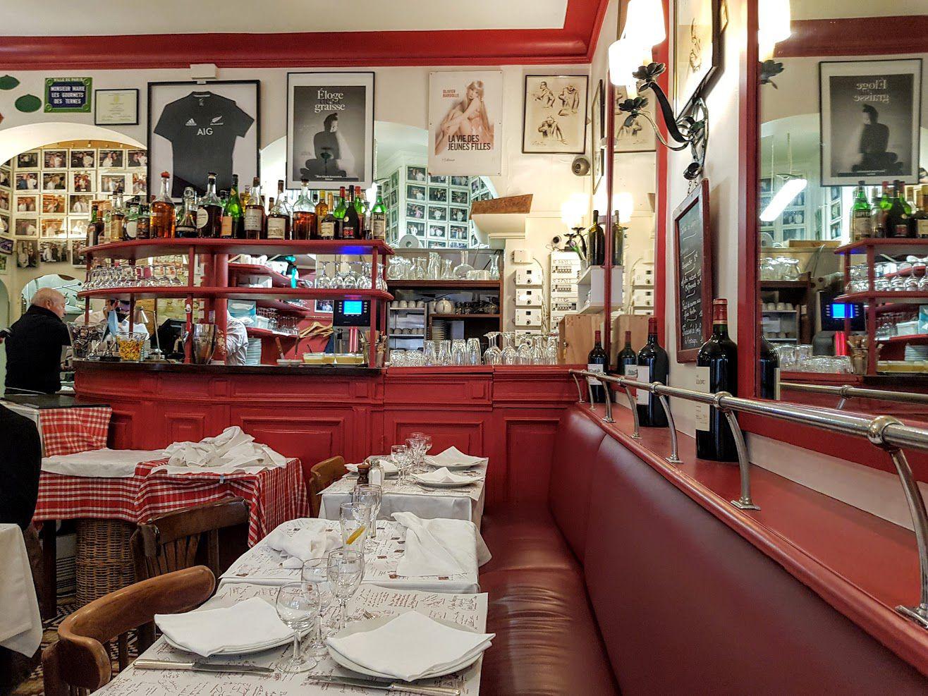 La Salle Les Gourmets des Ternes restaurant Paris 8