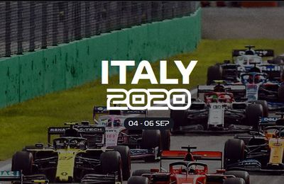 Le Grand Prix d'Italie de Formule 1 en direct ce week-end sur les antennes de Canal Plus !