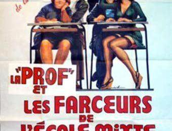 Le Film du jour n°248 : La prof et les farceurs de l'école mixte