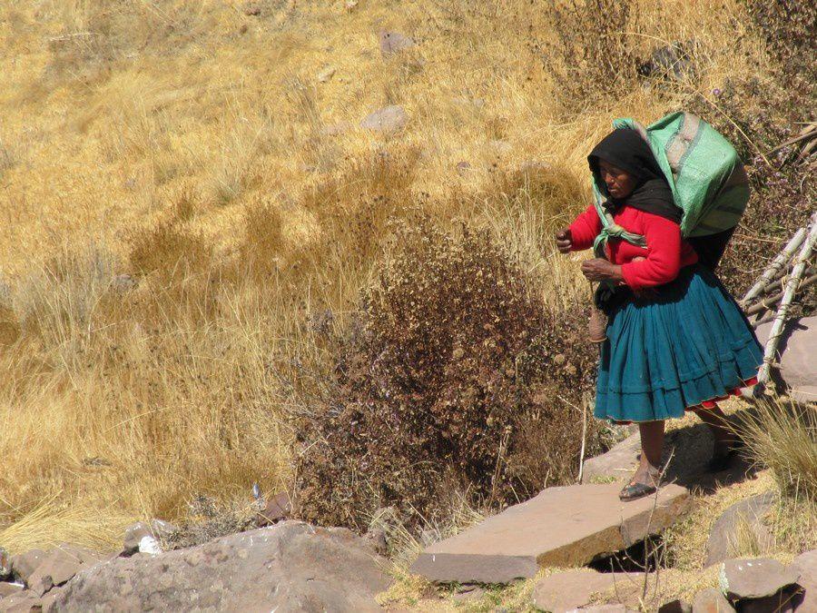 Album - 17 Les iles peruviennes du lac Titicaca