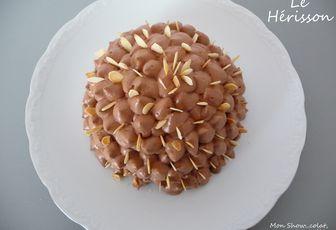 Le Hérisson .... au chocolat !