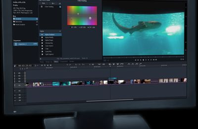Flowblade : Un éditeur vidéo non linéaire