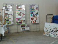 les bouchons du pays de Lorient, des infos sur l'apiculture et une expo de minéraux et fossiles.