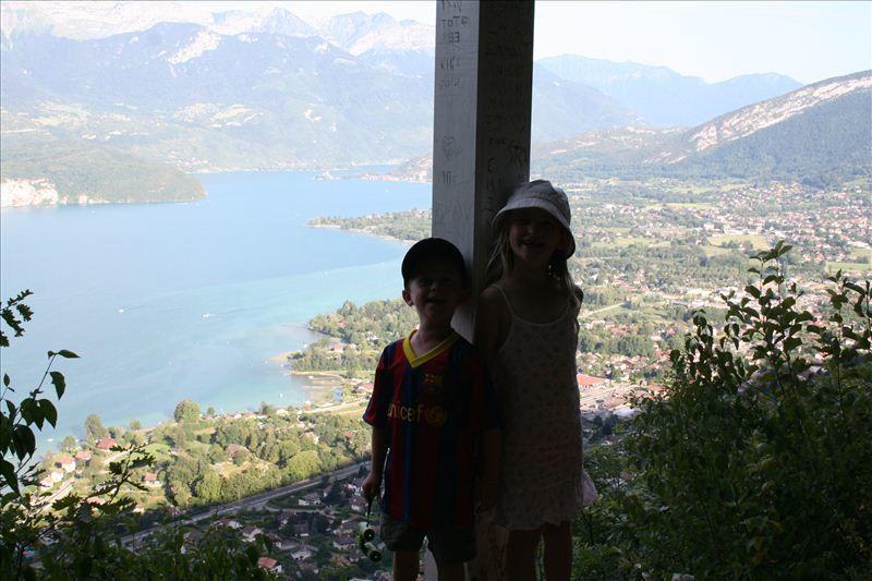 Eté 2012 - En'pouillé, île de Ré, Annecy, Chamonix, Aix en Provence...