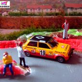 FASCICULE N°4 RENAULT 5 R5 ALPINE TURBO 1978 MONTE CARLO RAGNOTTI / ANDRIE. - car-collector.net