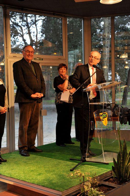 Soirée vernissage de l'Exposition Patchwork à l'Hôtel de Ville de Saint Sébastien sur Loire