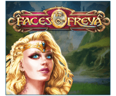 machine a sous mobile The Faces of Freya logiciel Play'n Go