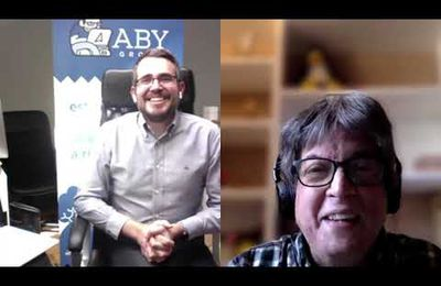 Vídeo entrevista a Enrique Aldaz, CEO en ABY Group