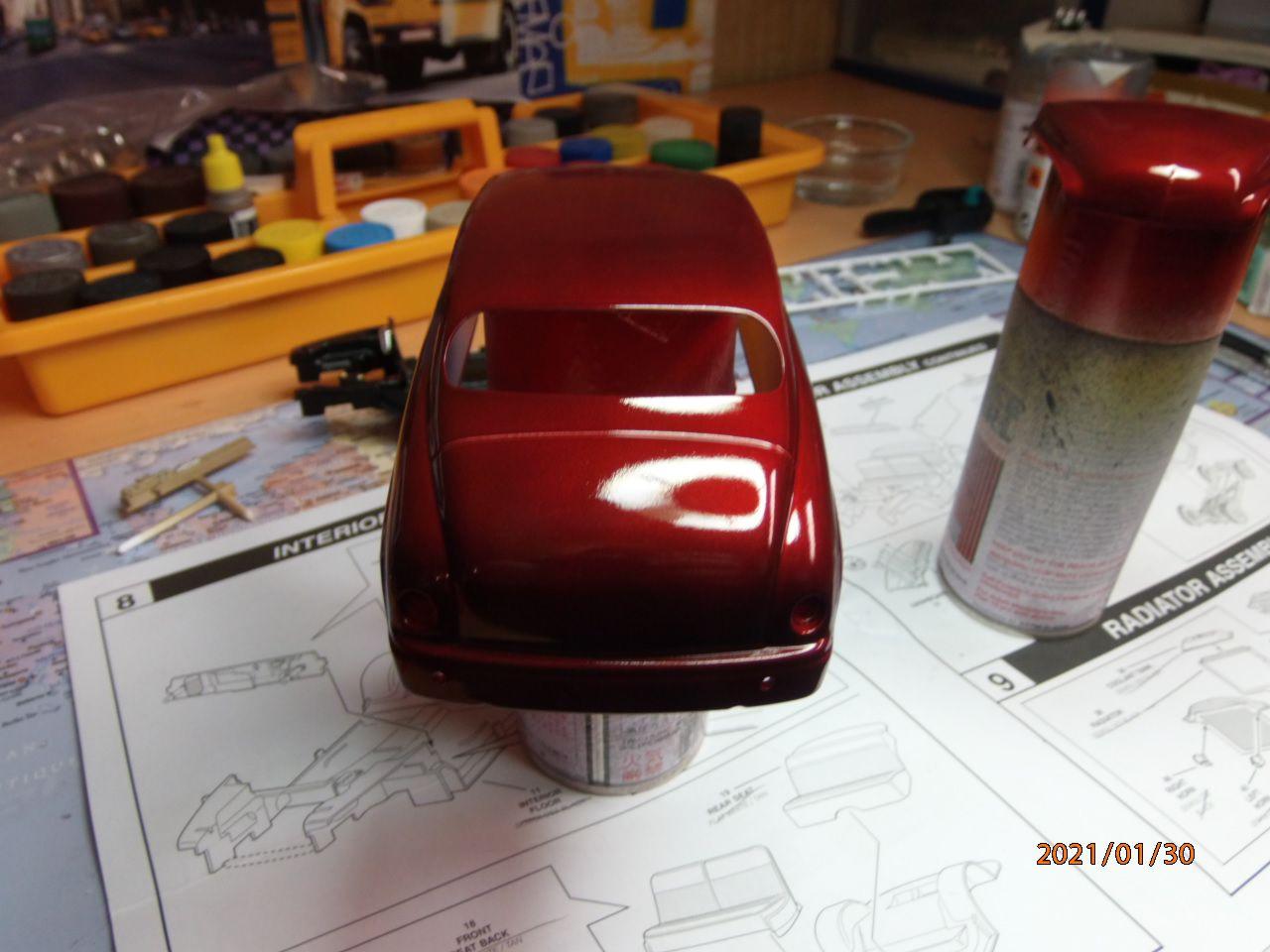 49 Mercury coupé  2/3