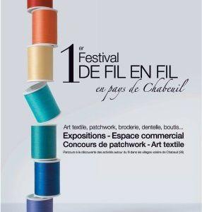 FESTIVAL DE FIL EN FIL;;;