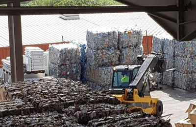 ETHAN VISITE MARTINIQUE RECYCLAGE