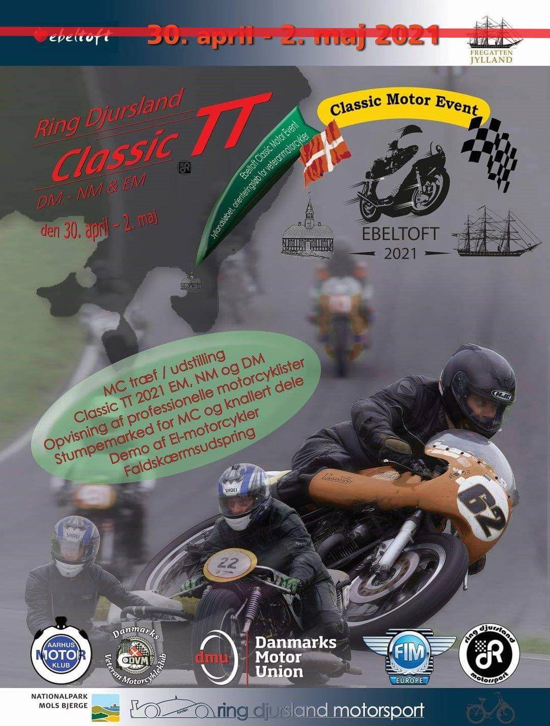04 INFOS ROAD RACES 2020/2021 N°1