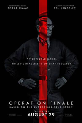 Operation Finale de Chris Weitz