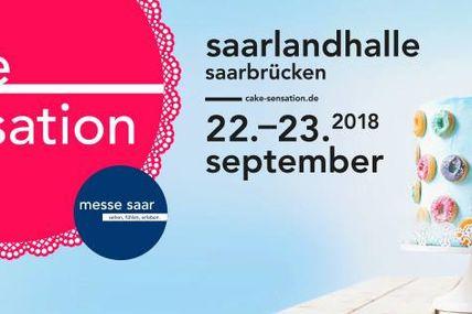 Saarbruck SALON CAKE SENSATION les 22 et 23 septembre