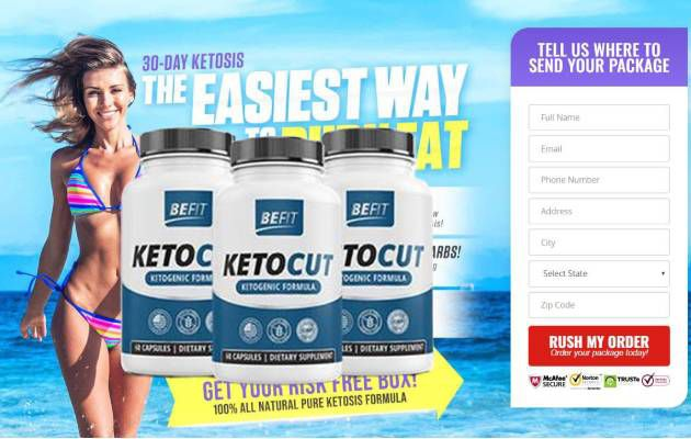 BeFit Keto Cut - This Pills Easily Work In Your Body! Without Any Harm!