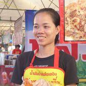 Visages de Thaïlande (19-07) - Noy et Gilbert en Thaïlande