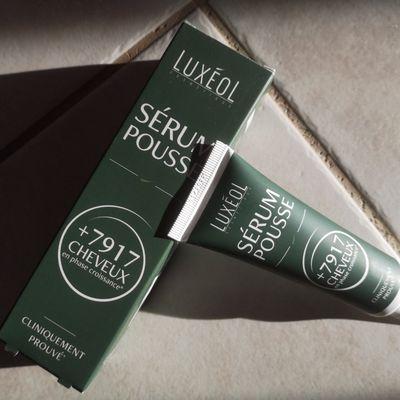 """Mon avis sur le """"sérum pousse"""" de Luxéol."""