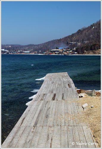 Album - Russie : Irkutzk / Lac Baikal