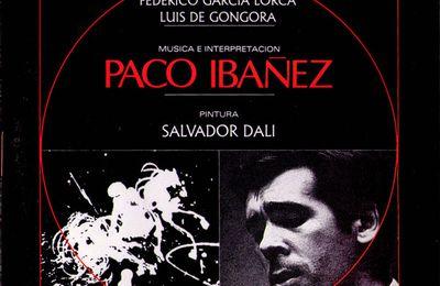 Paco Ibáñez: Poèmes de Federico García Lorca et Luis de Góngora (Paco Ibáñez 1) (1964)