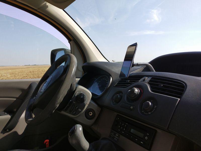 test du support magnétique pour smartphone de voiture - Aukey HD-C49 @ Tests et Bons Plans