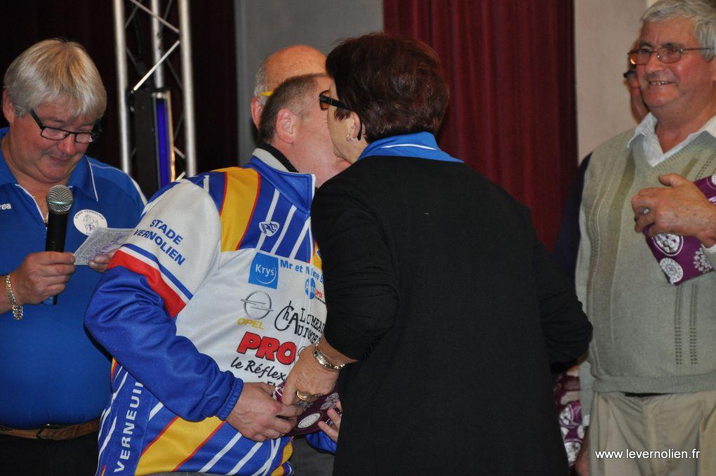 Assemblée Générale de la section cyclisme du Stade Vernolien le 22 Novembre 2014