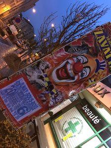 Le cirque Sébastien Zavatta reste à Aulnay-sous-Bois jusqu'au 6 mars 2016
