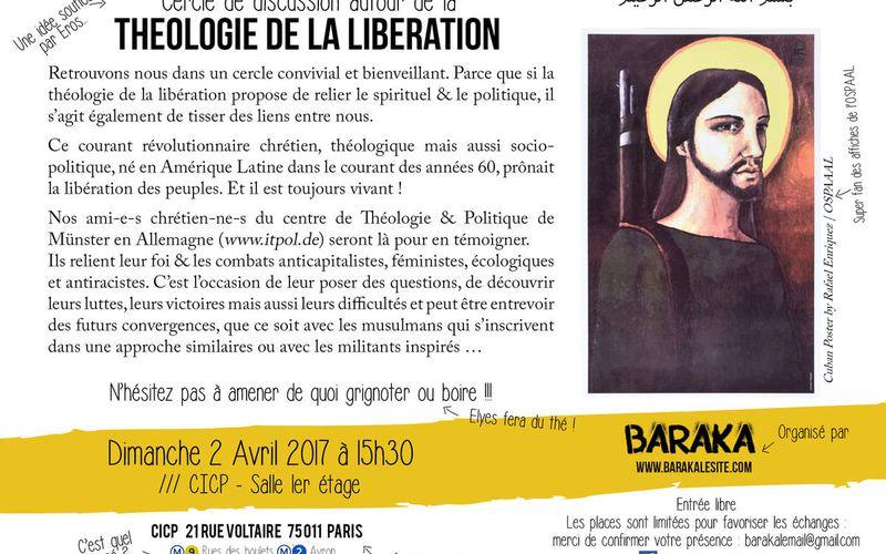Cercle de discussion  autour de la Théologie de la libération