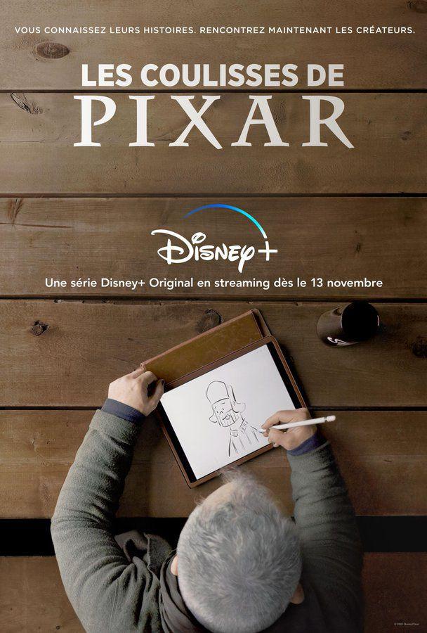 Les coulisses de Pixar (Inside Pixar) (BANDE-ANNONCE) Le 13 novembre 2020 sur Disney+