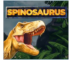 machine a sous Spinosaurus logiciel Booming Games