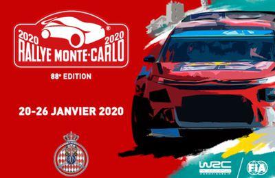 [Auto] Le rallye de Monte-Carlo à suivre cette semaine sur les antennes de Canal Plus !